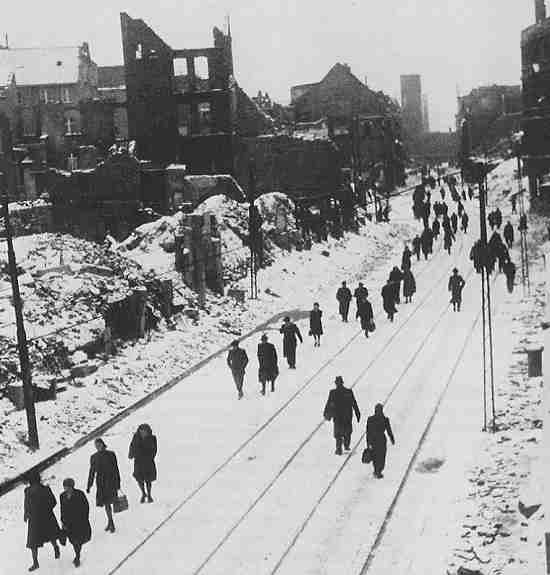 how europe almost collapsed during the winter of 1946 1947 The war left a swath of destruction that crippled infrastructure and led to massive food shortages in the winter of 1946-1947 the us government feared that a hungry, devastated europe might turn to communism (as china would do in 1949.
